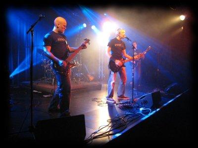 ESTD on fire @ Turku Bandstand